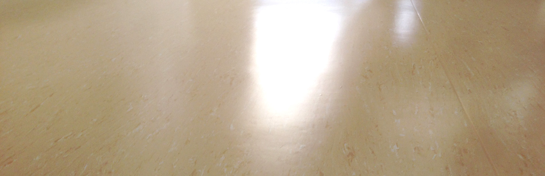 Linoleum fussboden